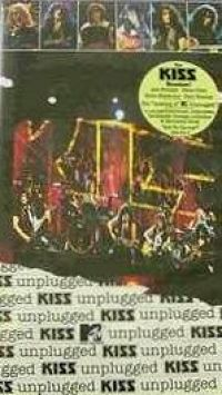 Cover KISS - MTV Unplugged [DVD]